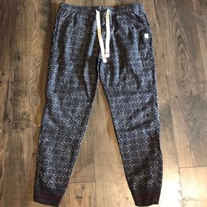 NWOT men's Abercrombie and Fitch pajama pants